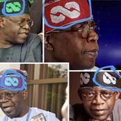 Read the Real Meaning Of the Symbol On Tinubu's Caps which Many People Want to Know