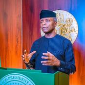 Osinbajo, Digital VP, Sunday Igboho and other social media trends for today