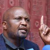 Moses Kuria Fires Back After Being Locked Out Of State house Meeting