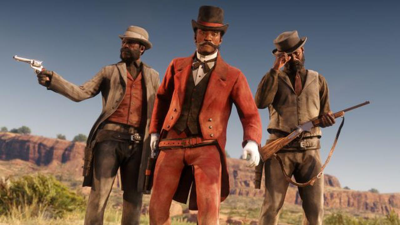 Red Dead Redemption 2 élu jeu de l'année 2020 aux derniers Steam Awards