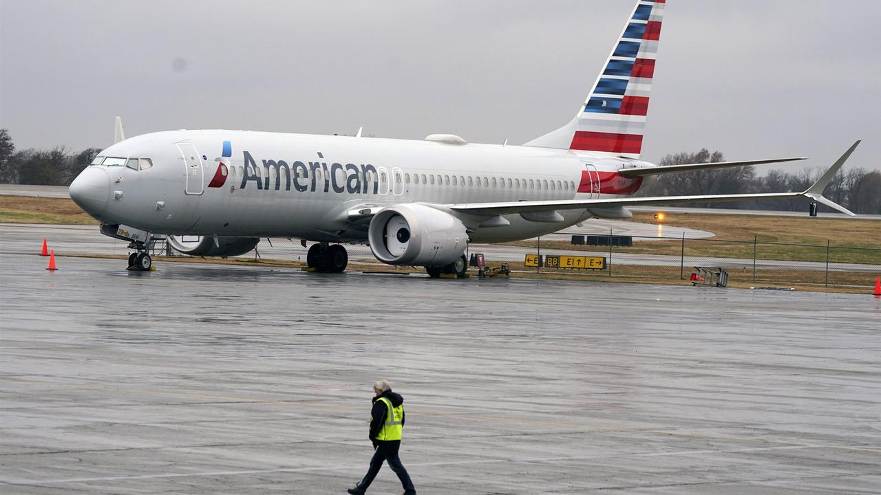 Passengers set to board first Boeing Max flight, almost two years after jet's worldwide grounding