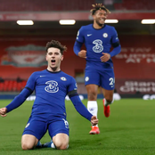 Check Out What Inspired Mason Mount's Chelsea Goal Celebration Against Liverpool