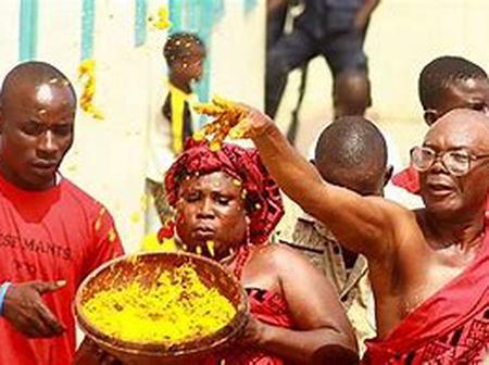 Homowo Festival Begins July 31st