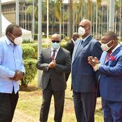 Uhuru Urges Sonko and NMS DG Badi to Bury the Hatchet Amid Heated Conflicts