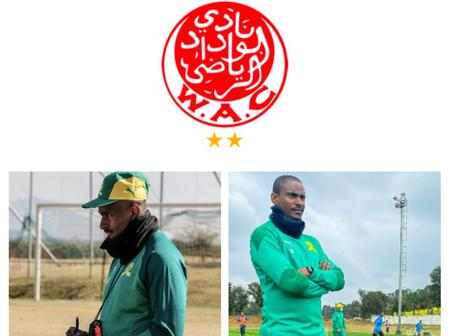 Waydad FC wants Rulani Mokwena from Sundowns