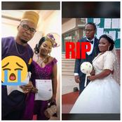 Tears Flows As Another Young Man Who Lives In USA Dies Few Days After Returning Home For His Wedding
