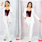 Regina Daniels Looks Gorgeous In New Photos She Posted On Social Media