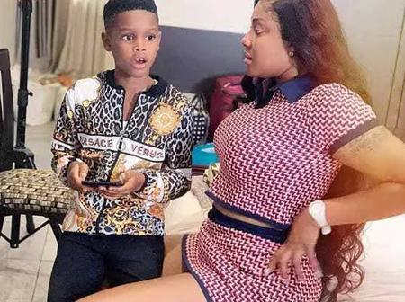 Year After Angela Okorie's Son allegedly died and resurrected, See recent Beautiful pictures of them