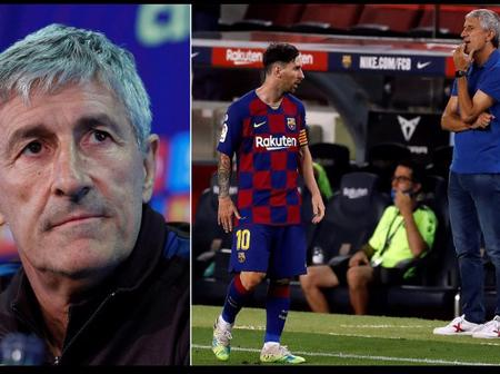 Why Messi is Difficult to Manage, Former Boss Setein Explain.