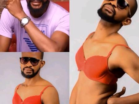 Nollywood Actress Slams Her Colleague For Lying That He Is Gay