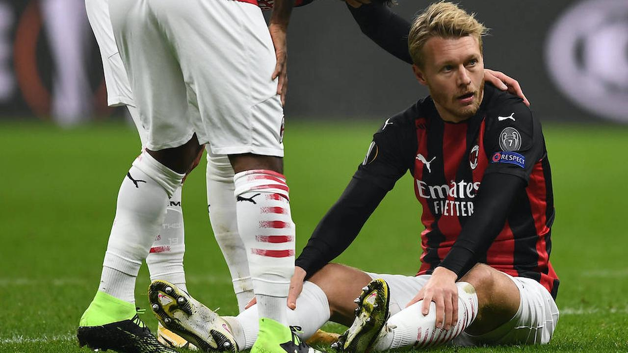 MN: Positive news on Kjaer's injury arrives - updates expected soon on Castillejo and Ibra
