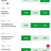 7 Sure English Championship Matches With the Best Odds