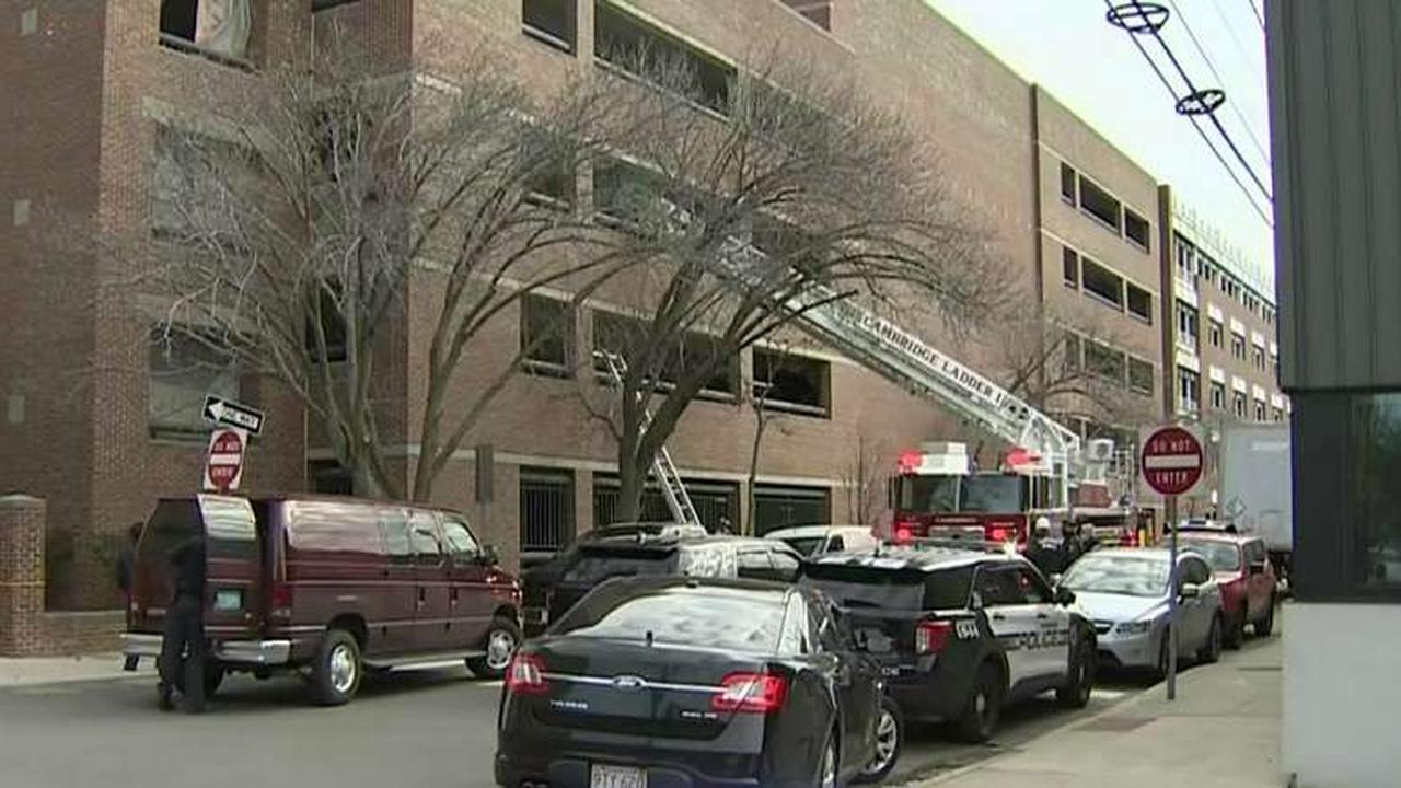 Authorities ID worker who was killed in stairwell collapse at Cambridge parking garage