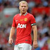 Remember Paul Scholes Of Manchester United? Check Out How He Looks Now