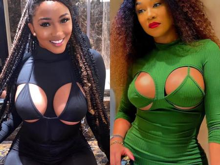 Aside From BBNaija Star Kim Oprah, See Photos Of Other Celebrities Who Slayed in This Fashion Trend