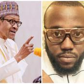 See What This Igbo Man Posted About Buhari Again After He was Released by DSS Yesterday
