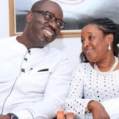 Meet The Amazing Wife Of Governor Godwin Obaseki. (See Photos).