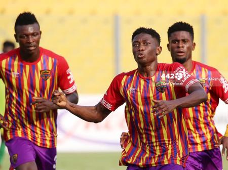 Check Out The Full List Of Hearts Of Oak Squad For Second Round Of The Ghana Premier League