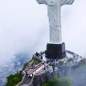 The new statue of Christ in Brazil set to become tallest in the world at 141ft (photos)