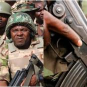 Hours After President Buhari's Order, Nigerian Army Arrest Men With Guns