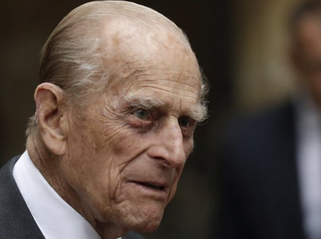Queen Elizabeth's husband, The Royal Highness Philip, Duke of Edinburgh dies at 99
