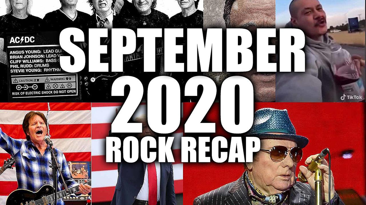 September 2020: AC/DC's Awesome Return, Fleetwood Mac Go Viral