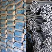 الحديد يفاجئ المصريين بالاسعار..وسعر غير متوقع للاسمنت والأهالي