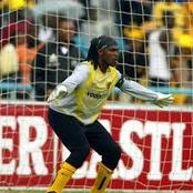 Do you still remember Brian Baloyi the former goalkeeper of Kaizer Chiefs?