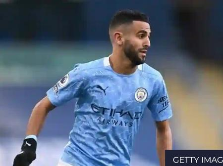 Riyad Mahrez opens the door for a move to Ligue 1 giants