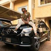 Nonso Diobi, Brodashaggi And Others Reacts As Paul Okoye Show Off His New Car