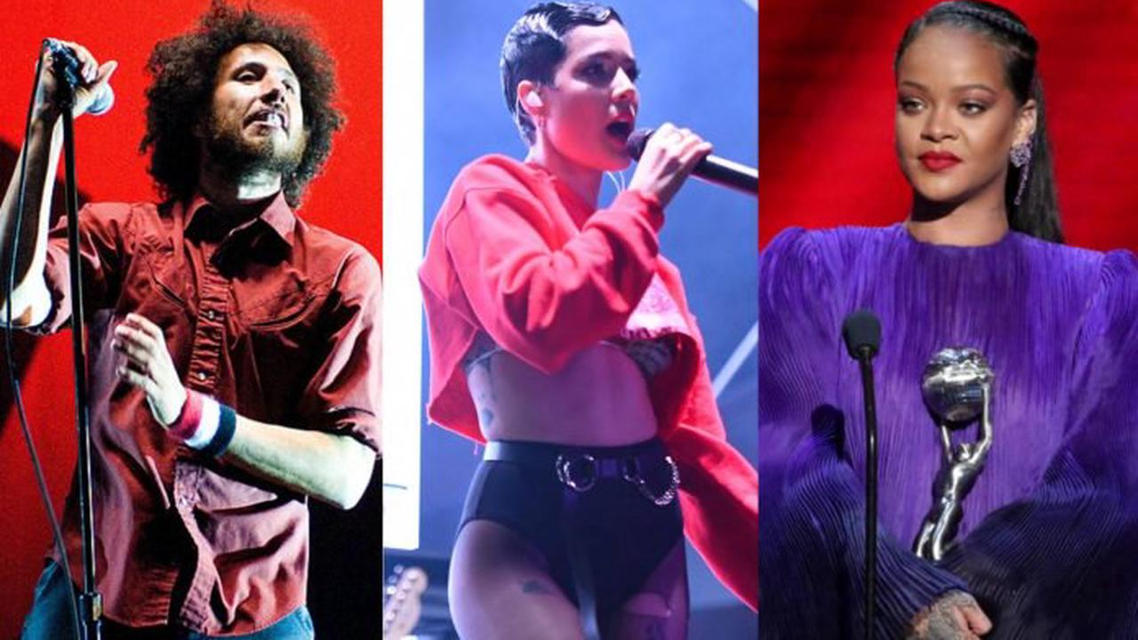 Rage Against The Machine, Halsey and Rihanna speak out over Israel-Gaza crisis
