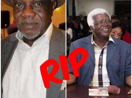 Bruno Iwuoha Isn't The Only Nollywood Actor That Died Of Diabetes, See Four Other Popular Actors