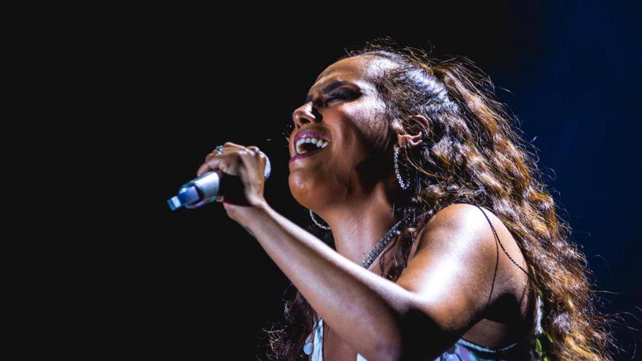 Concert de Michèle Bernard : Concert - Chanson variété à Moras