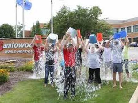 Photos: Do you remember the ice-bucket challenge? See the 2 reasons why you should take part.