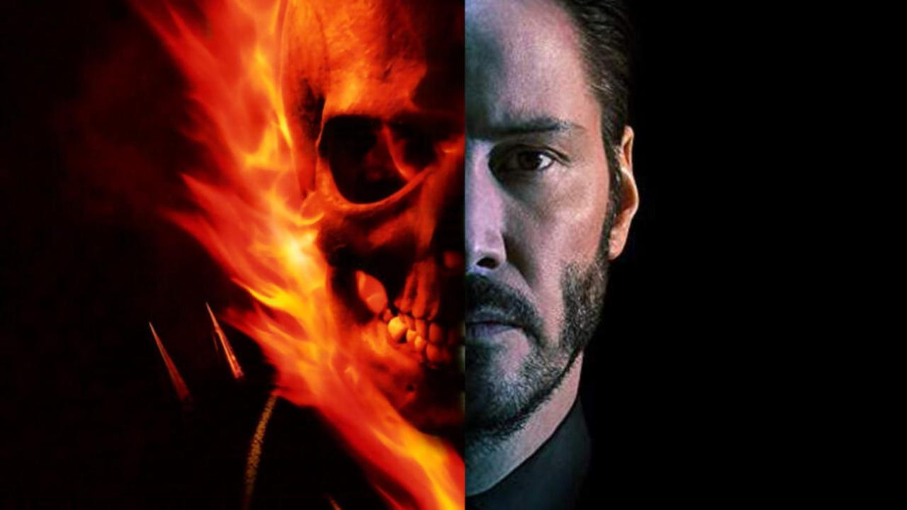 Keanu Reeves In Talks To Play Ghost Rider