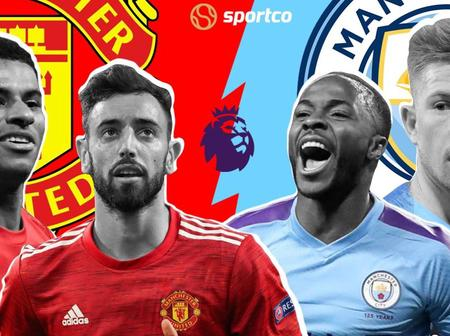 Reasons Why Manchester United Will Demolish Manchester City Today