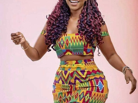 Sharon Ooja At 30: See 20 Ankara Styles Worn By Sharon Ooja That Will Inspire You