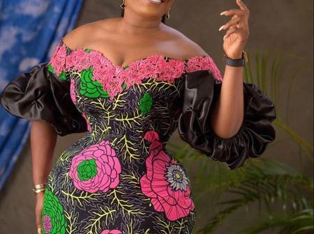 Beautiful And Scintillating Ankara Fashion Styles For Classy Ladies
