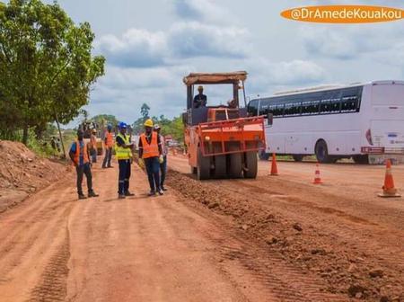 Région du Loh Djiboua/ La ville de Divo en chantier. Plusieurs travaux engagés par le maire