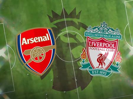 EPL: Preview, Team News, Head-to-Head for Arsenal vs Liverpool's match