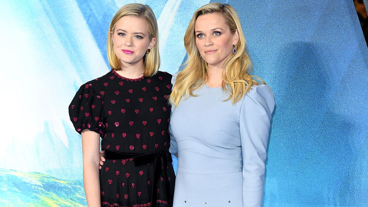 Reese Witherspoon's daughter Ava Phillippe has the sweetest response to her mom's big news