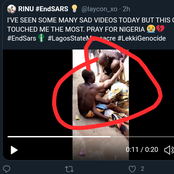 VIDEO: Checkout Emotional Video Of What This Boy Was Found Doing With His killed Brother By Hoodlums