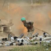 شاهد الفيديو.. الطائرات التركية تقصف المواقع العسكرية لتلك الدولة وسقوط 2300 جندي