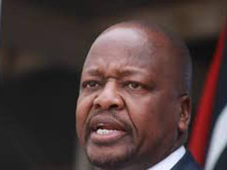 Itumbi Alleges that Mutahi Kagwe will Deputize Matiang'i