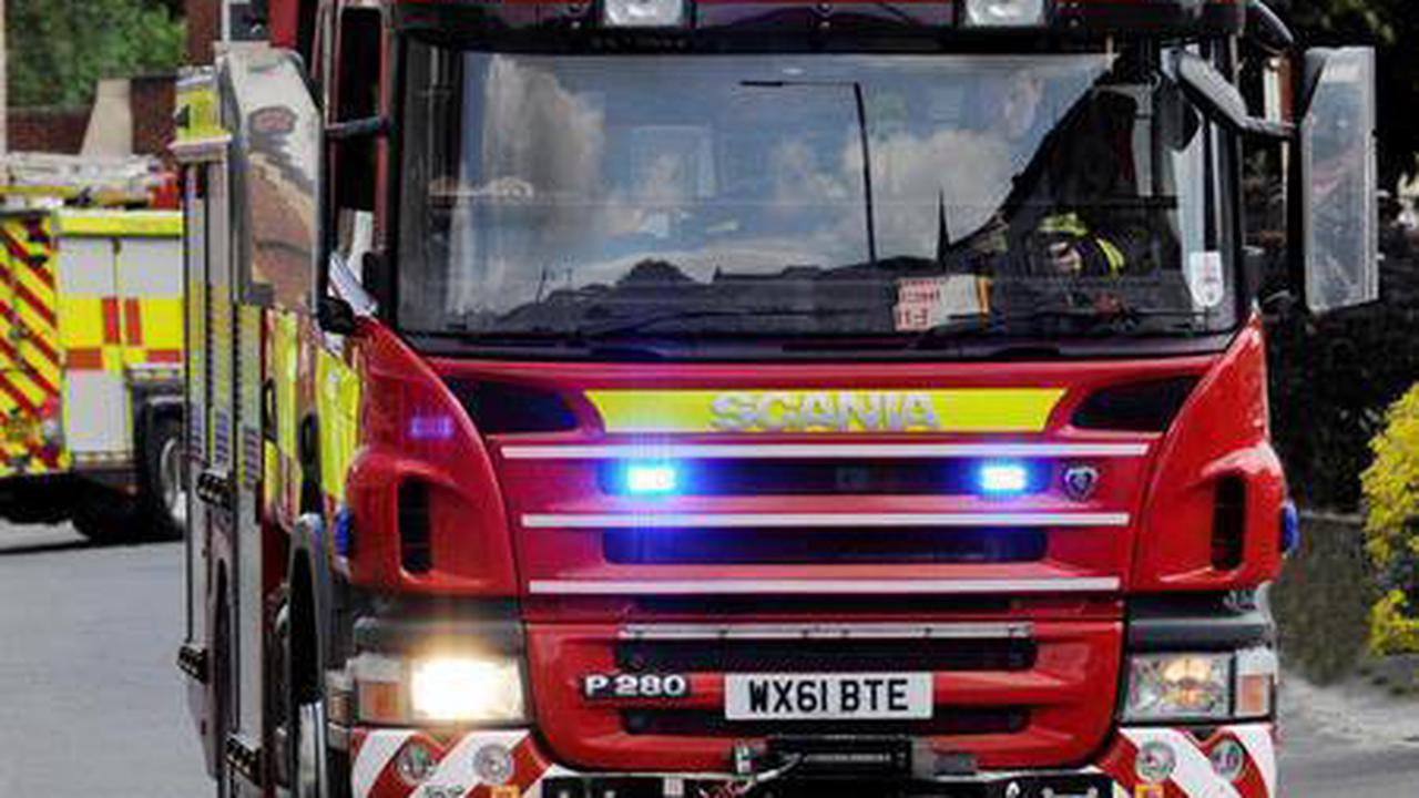 One casualty reported after emergency services attend Milton house fire