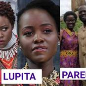 Black Panther Star Lupita Nyong'o Turns 38 Today, See Photos Of Her Kenyan Parents