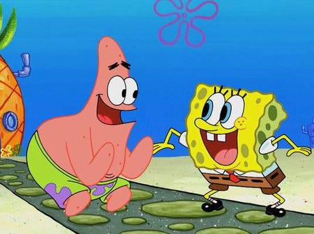 10 Strange Things About The Cartoon: SpongeBob, SquarePants I Can't Really Understand