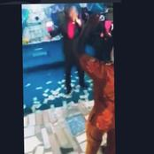 Check Out Reactions As Young Boys Sprayed Money Lavishly In A Delta Church