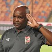 "Pitso Mosimane ""tells"" SAFA where to get off"