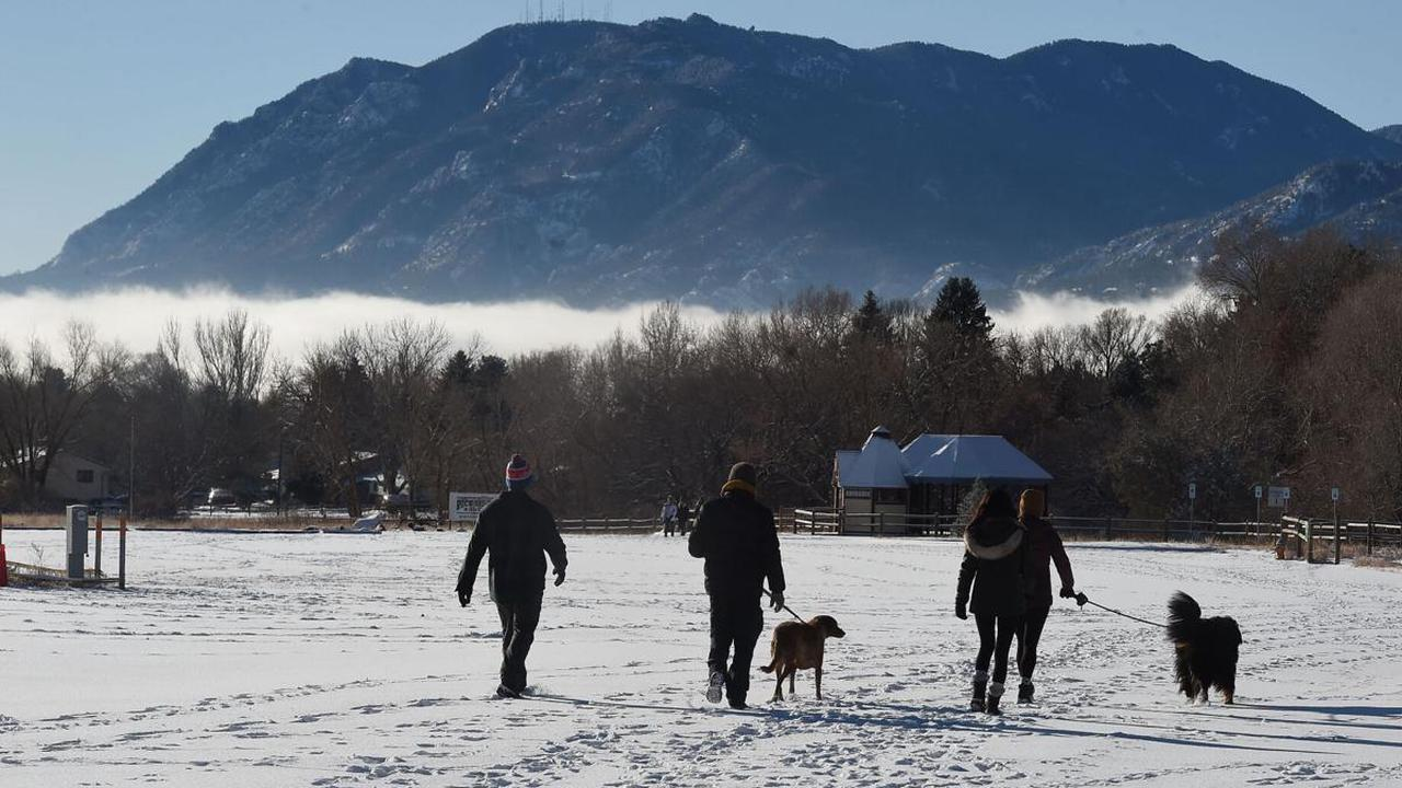 Colorado Springs weather: A cold and sunny Wednesday expected